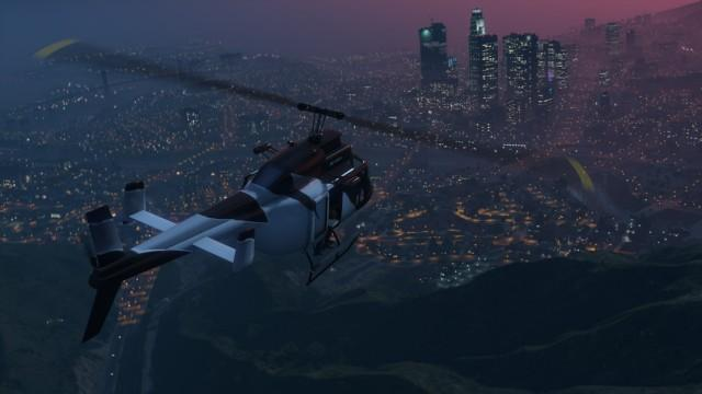 GTA5 PC 068 Maverick