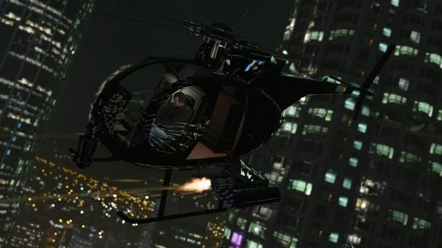 GTA5 PC 075 BuzzardAttackChopper