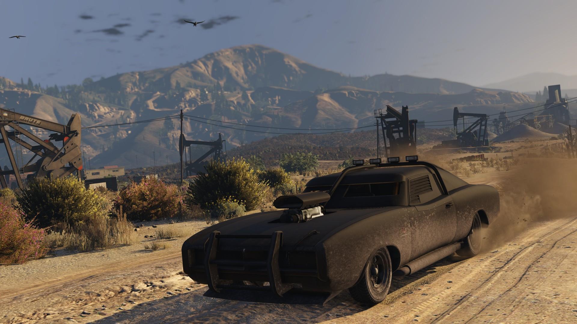 GTA V Screenshots for PS4, Xbox One & PC - Grand Theft Auto V
