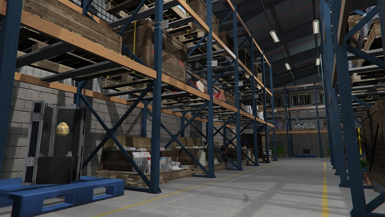Innovative Auto Finance >> Darnel Bros Warehouse - GTA Online Properties - GTA V ...