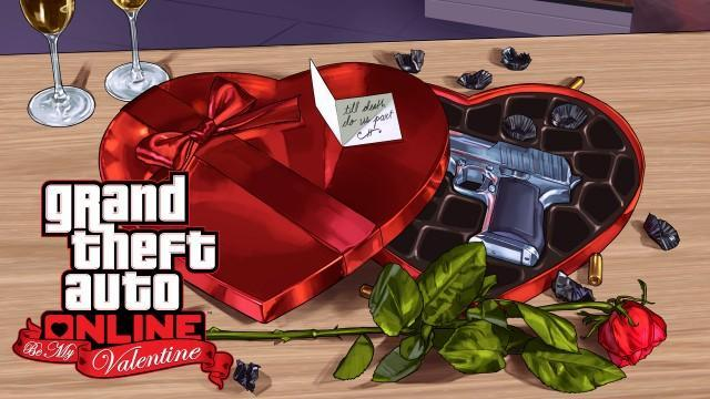 Grand Theft Auto Online: Be My Valentine Update