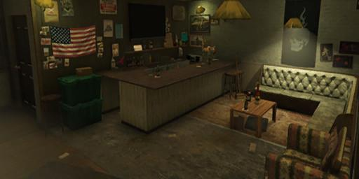 GTAOnline Clubhouse 1 Style 1 Default