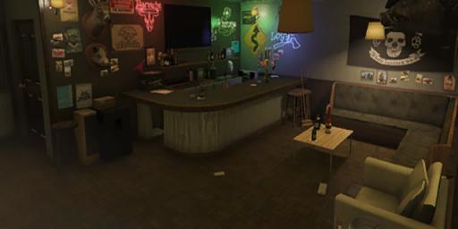 GTAOnline Clubhouse 1 Style Mural 1