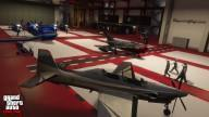 GTAOnline 14101 SmugglersRun Hangar Rogue V65Molotok Ultralight Tula