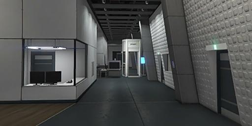 GTAOnline Facility SecurityRoom