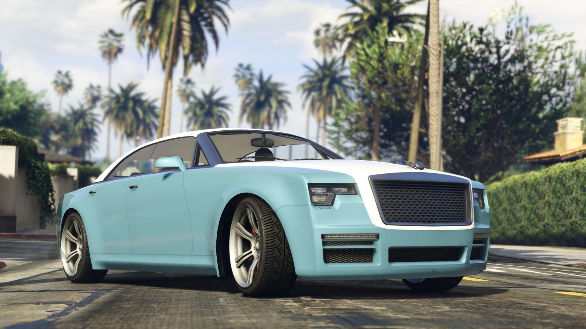 GTA Online: 'Criminal Enterprise Starter Pack' - Full Content