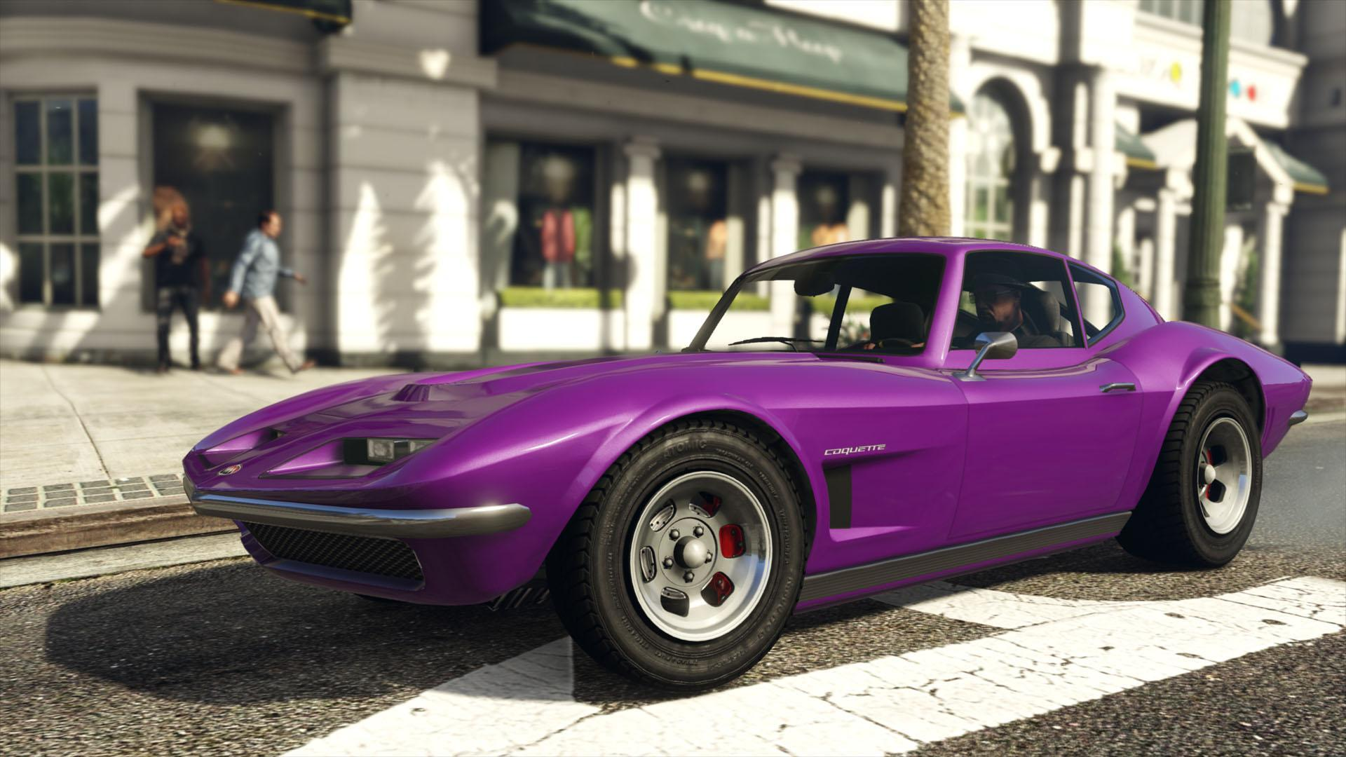 Coquette Classic - GTA V Vehicles Database & Statistics