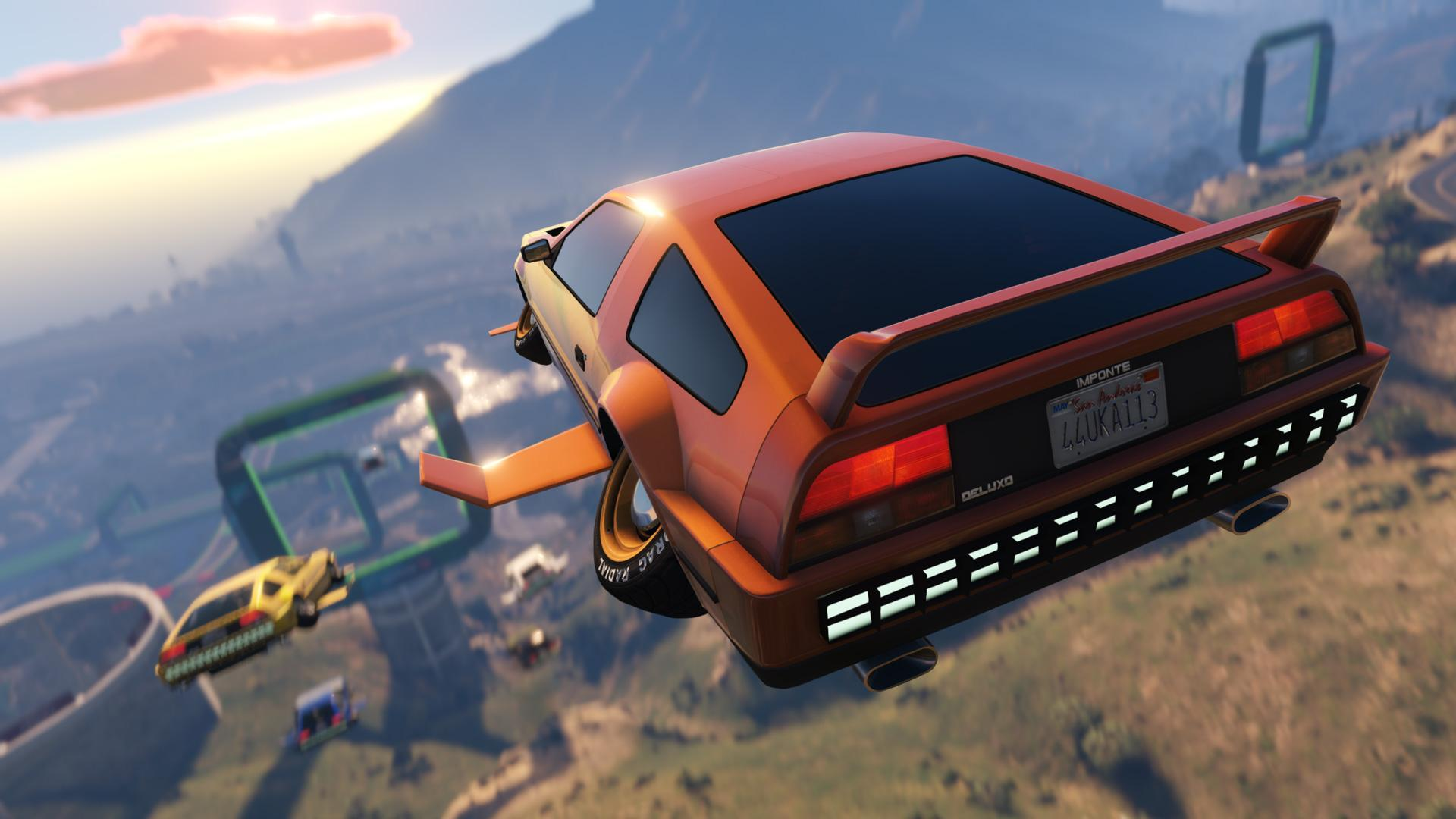 gta 5 how much does the flying car cost