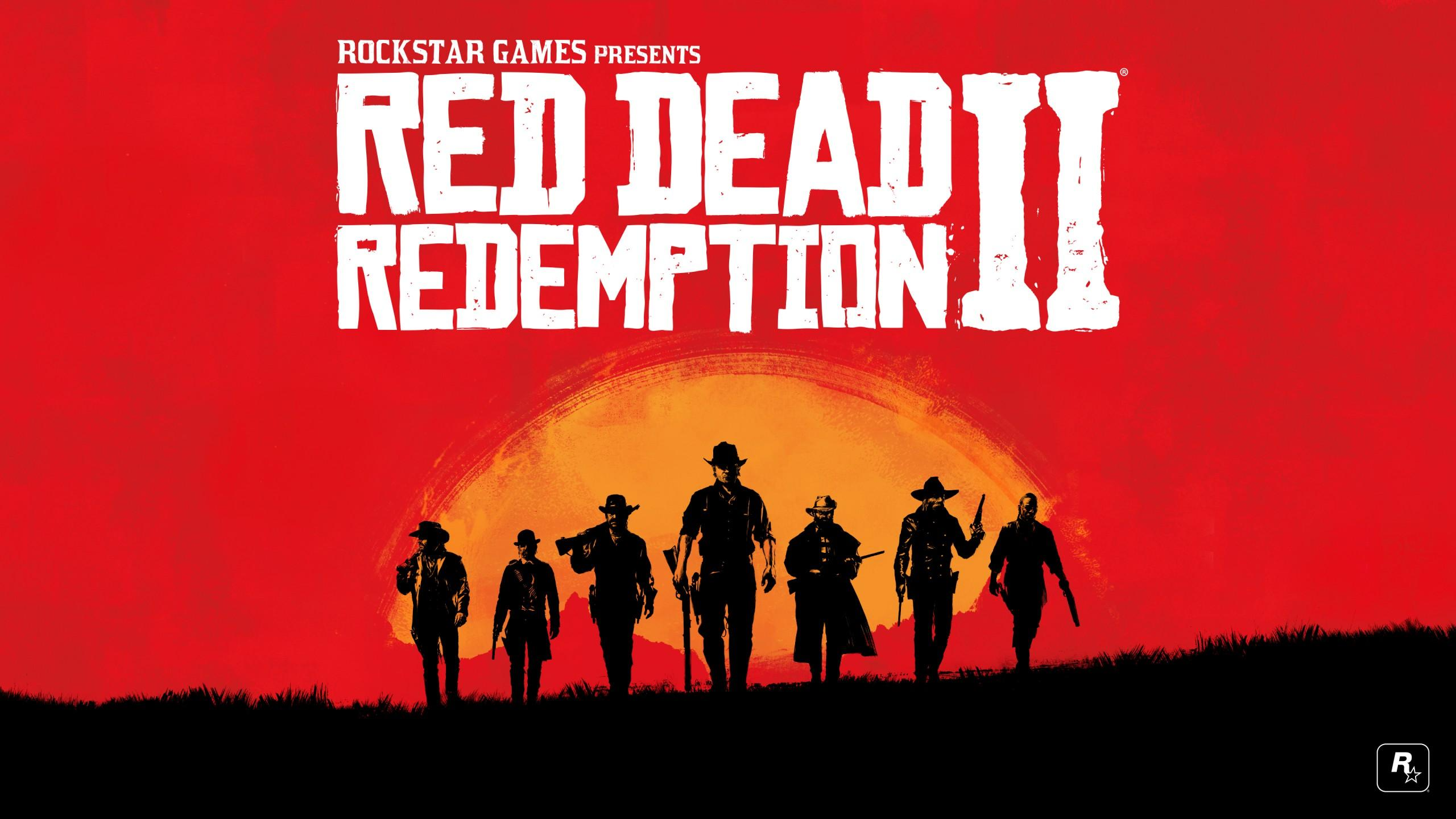 RDR 2 Artwork RedDeadRedemption2