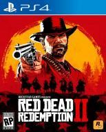 RDR 2 Cover PS4