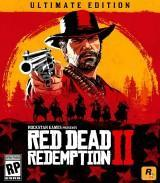 RDR 2 Cover UltimateEdition