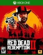 RDR 2 Cover XboxOne