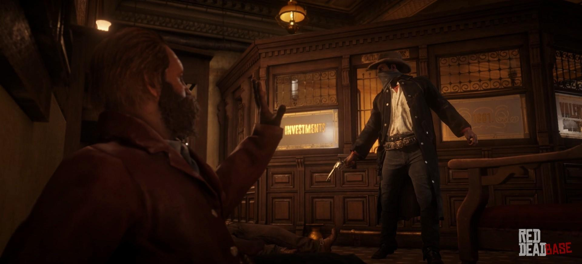 Lenny Summers - Red Dead Redemption 2 Characters - Red ...