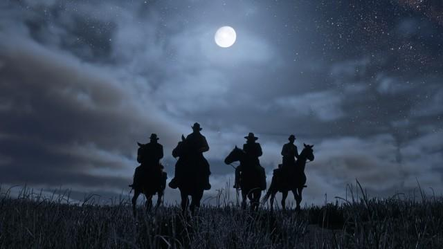 Red Dead Redemption to release Spring 2018 - First Screenshots Unveiled
