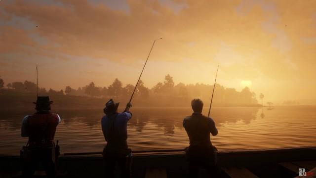 Red Dead Redemption 2: 58 Stunning Screenshots in Full HD from the Gameplay Video