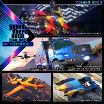 Scramjet - GTA V Vehicles Database & Statistics - Grand Theft Auto V