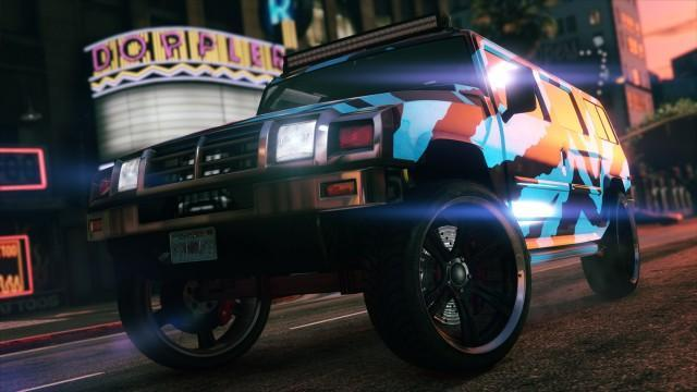 GTA Online: Patriot & Romero Hearse Now Available at SSSA