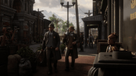 RDR2 GameplayVideoPart2 21 Town Sheriff