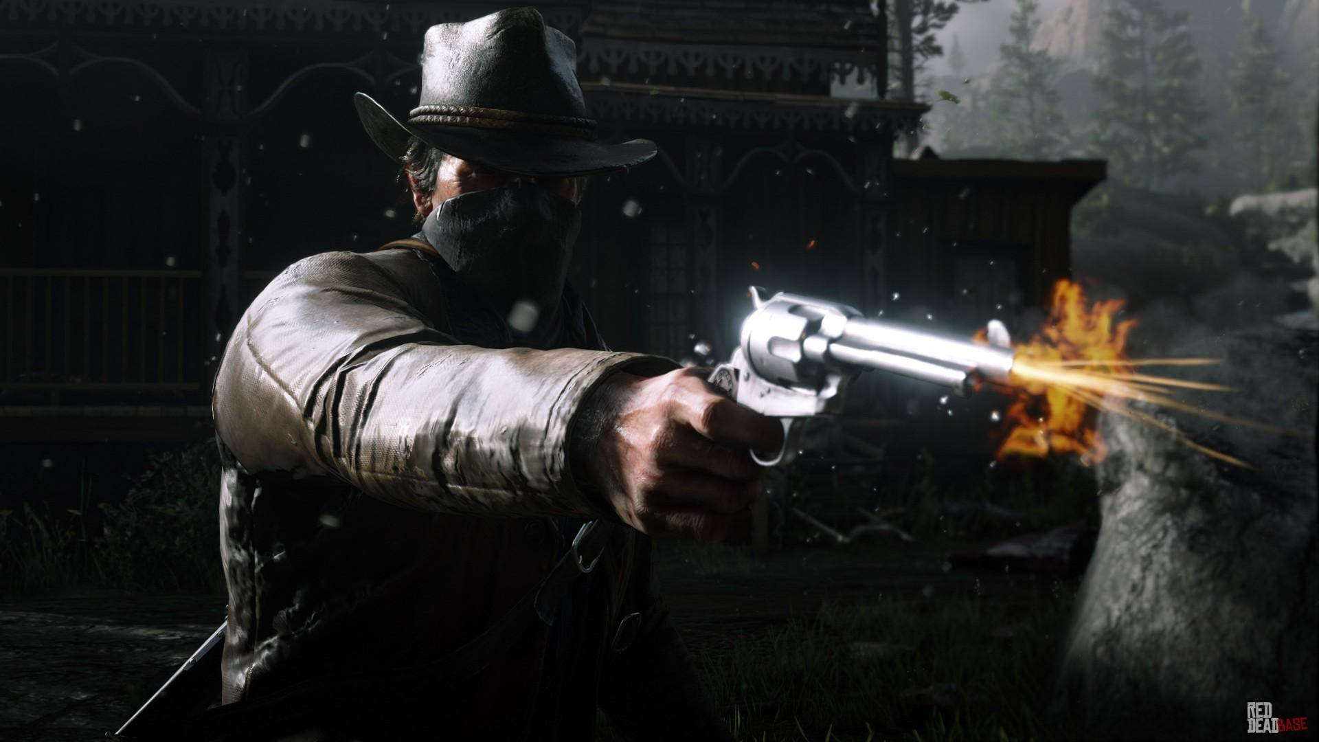 Cattleman Revolver Red Dead Redemption 2 Weapons Database Red