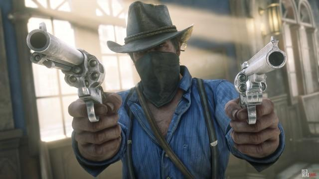 Red Dead Redemption 2 Guide: Combat System, Weapons, Dead