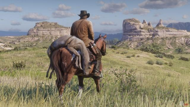 [Upcoming] Red Dead Redemption 2 - Once Upon a Time in The West
