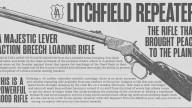 RDR2 Weapons LitchfieldRepeater