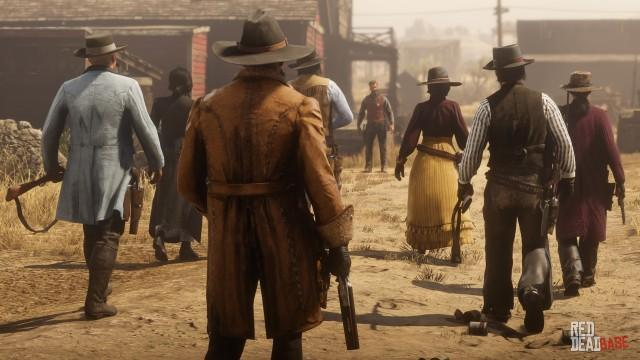 RDR2 Title Update 1.04 Notes (PS4 / Xbox One)