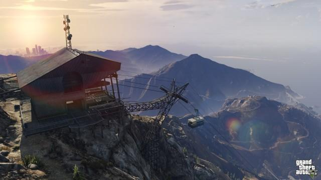 GTA5 PC 031 CableCar