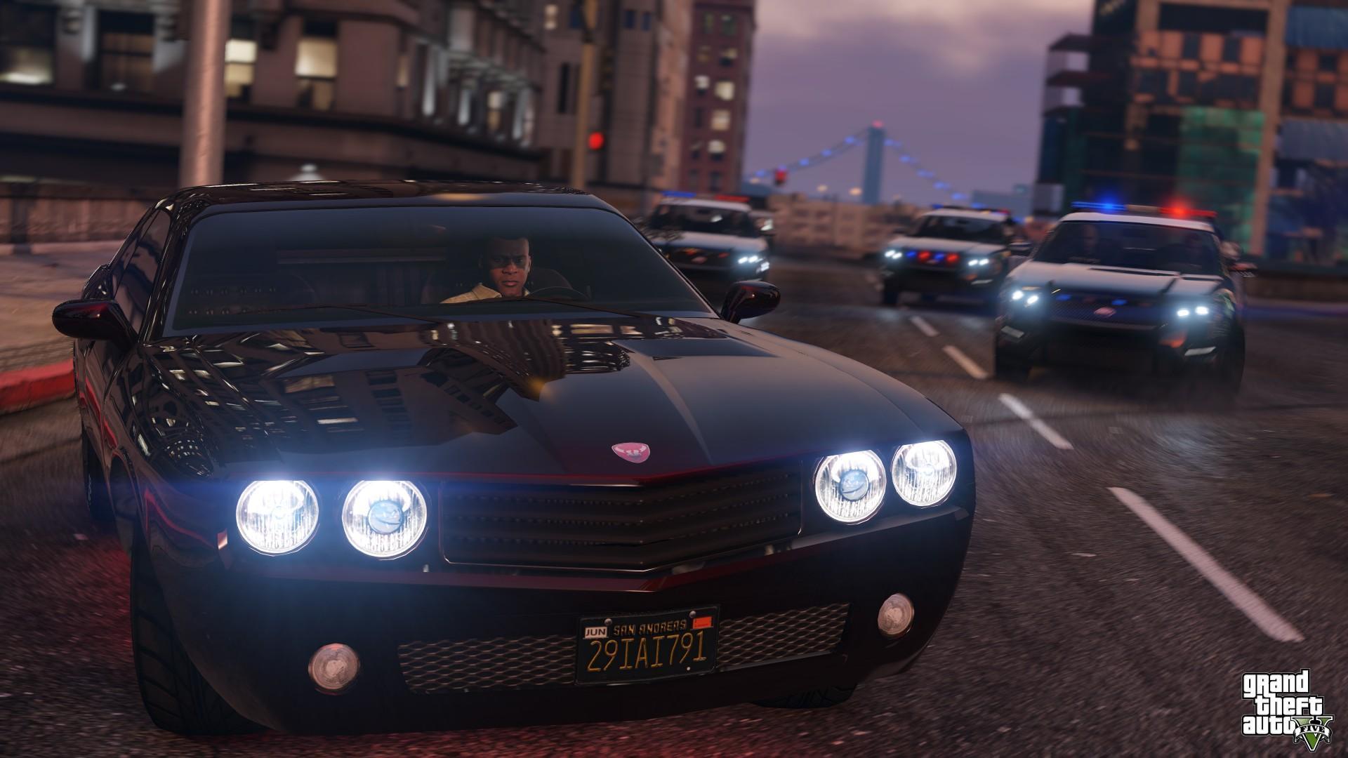 Gauntlet - GTA V Vehicles Database & Statistics - Grand Theft Auto V