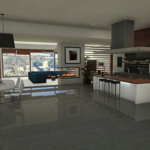 Gtaonline Customapartment 1 Modern