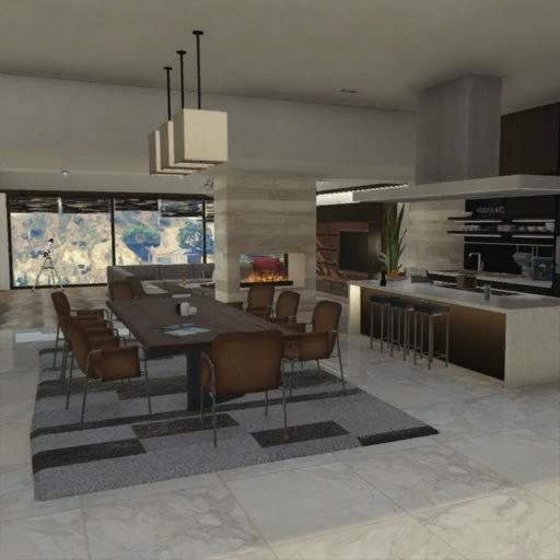 Gta 1561 San Vitas Street Apartment: Eclipse Towers, Penthouse Suite 3