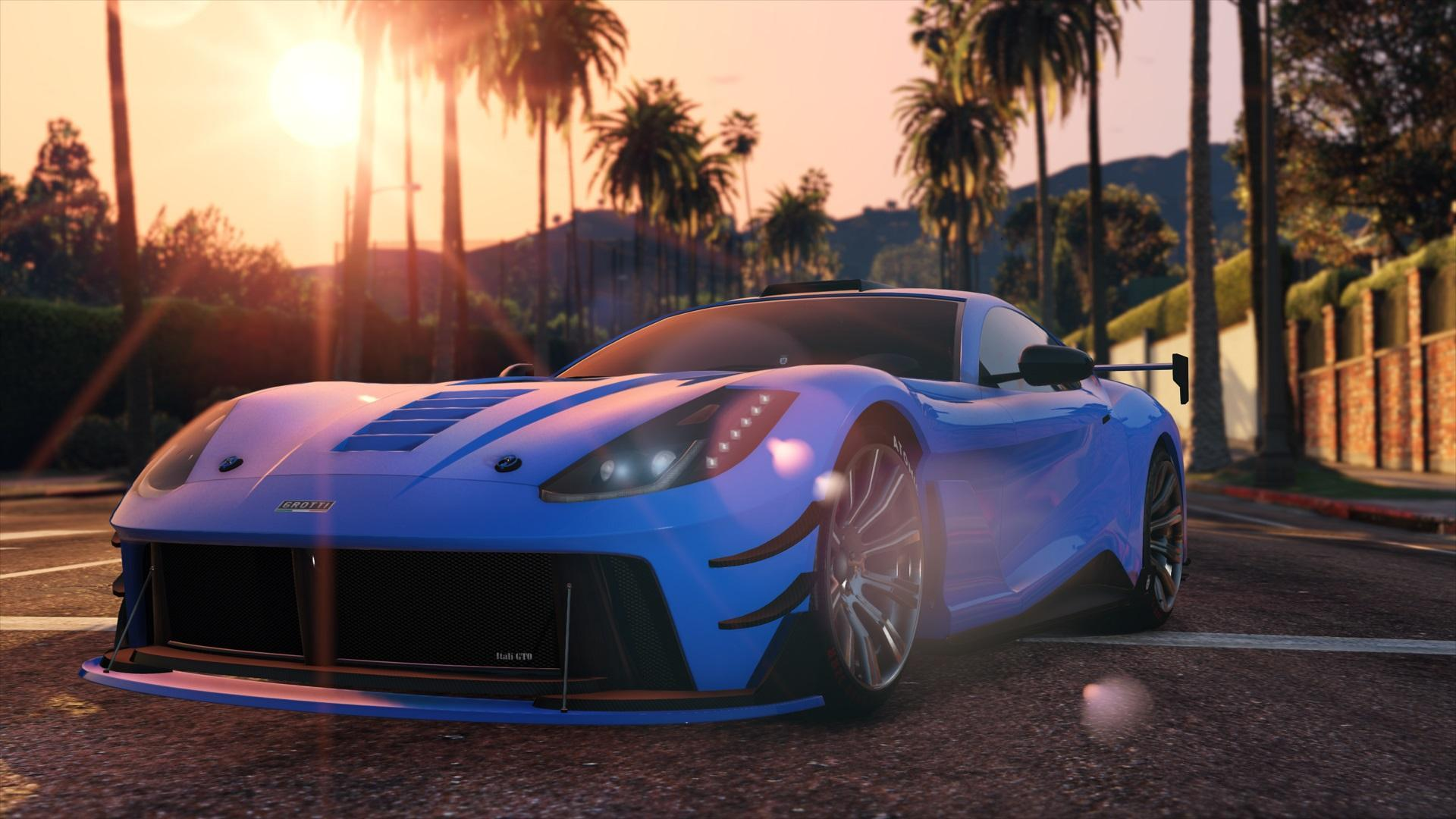 Awd Sports Cars >> Itali GTO - GTA V & GTA Online Vehicles Database ...