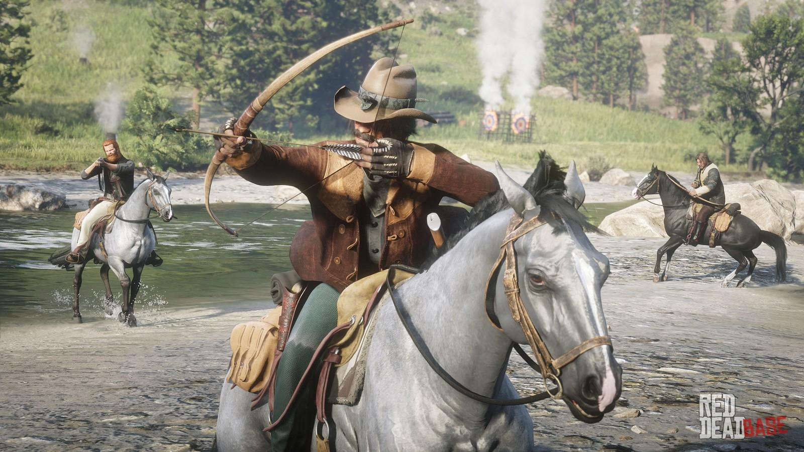 Red Dead Redemption 2: Details on PS4 Early Access Content