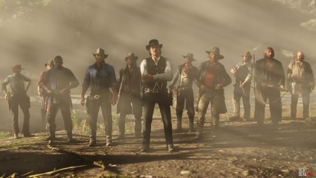 [OT] Red Dead Redemption 2 - Once Upon a Time in The West