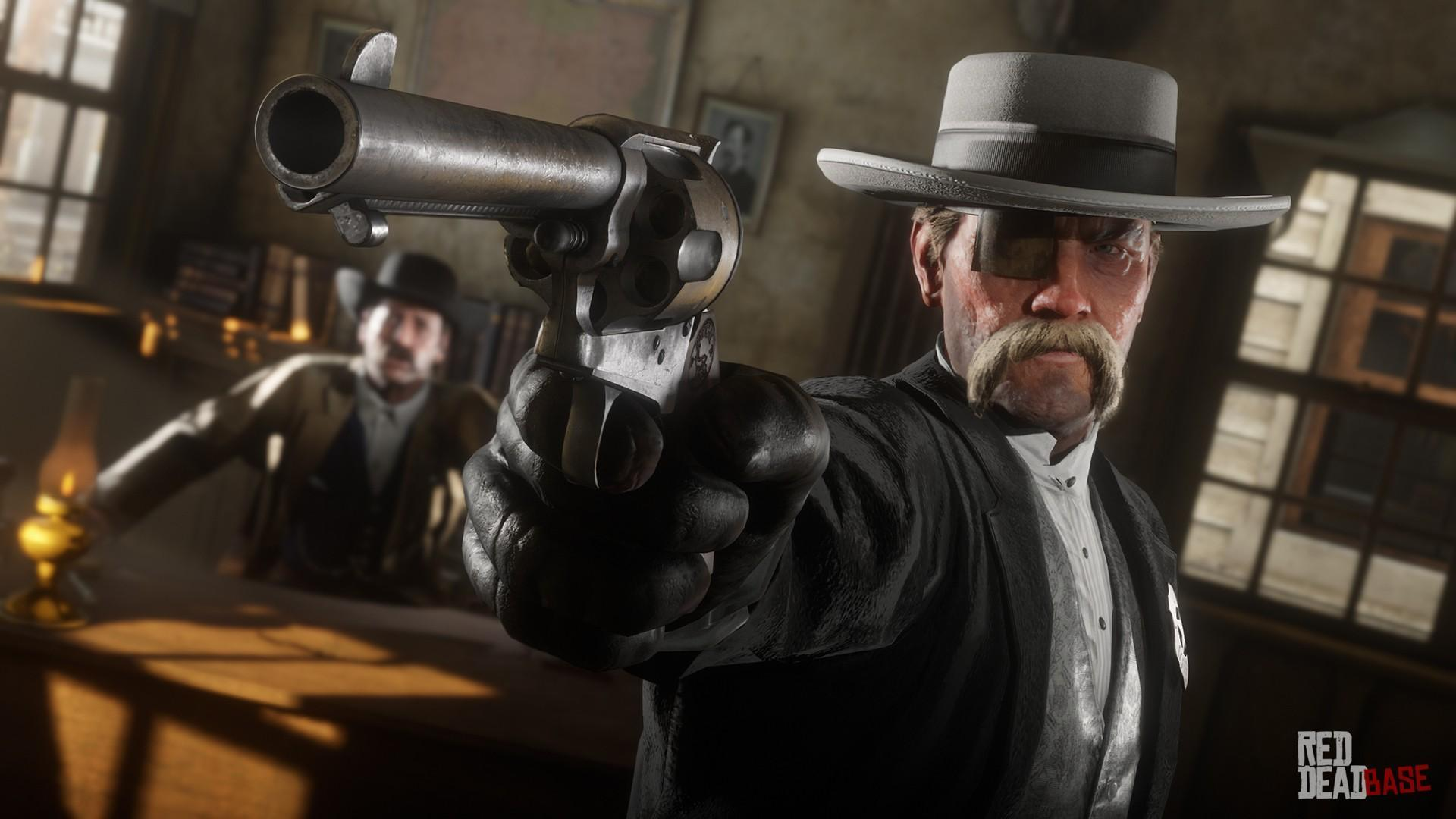 RDR2 Title Update 1 08 / 1 09 Patch Notes - New Red Dead