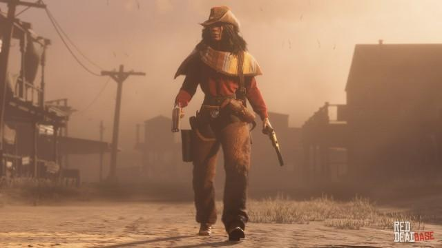 RDR2 Online Outfit