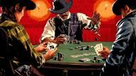 RDR 2 Artwork RedDeadOnline Poker