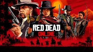 Red Dead Online Artworks & Wallpapers