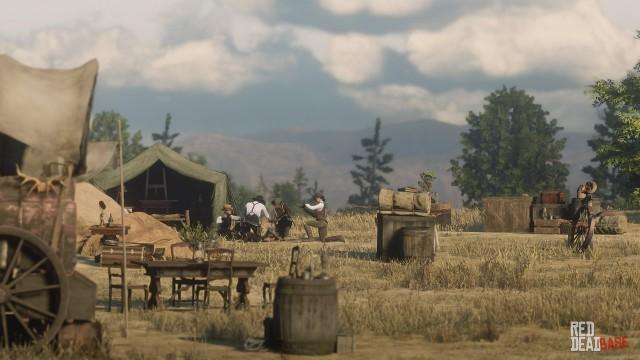 Red Dead Online Camp Guide: Location, Upgrades, Customization and Features  - RDR2 Properties