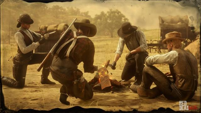 Getting Started in Red Dead Online: Character Customization, Health, Exploration & General Tips