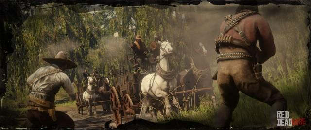 Red Dead Online: Free Roam Events, Free Roam Missions & Challenges