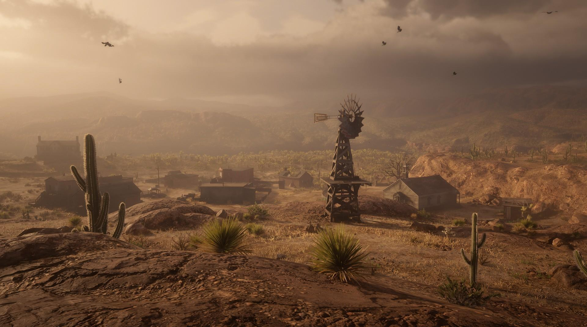 New Austin - Red Dead Redemption 2 Locations - Red Dead