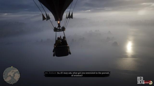 RDR2 Vehicle HotAirBalloon 3