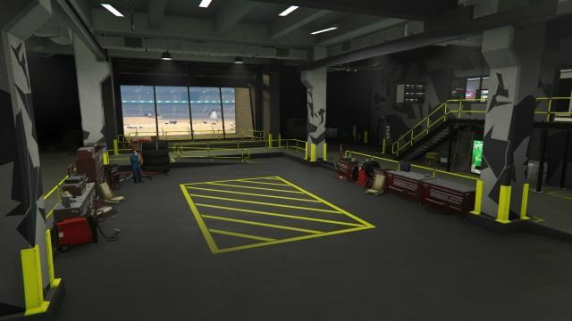 GTA Online Arena War Workshop (Maze Bank Arena): Info