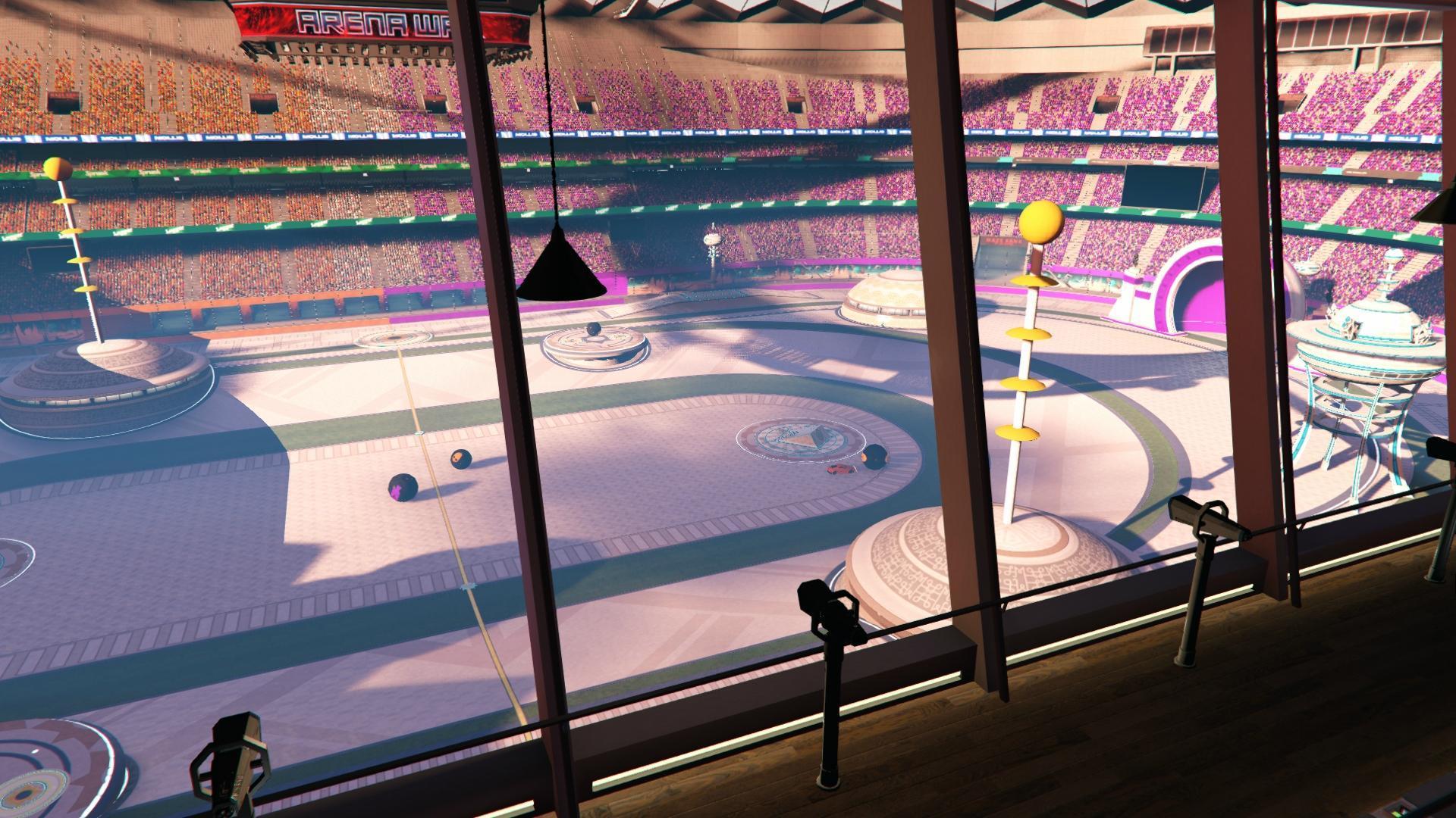 GTA Online Arena War Workshop (Maze Bank Arena): Info, Prices and
