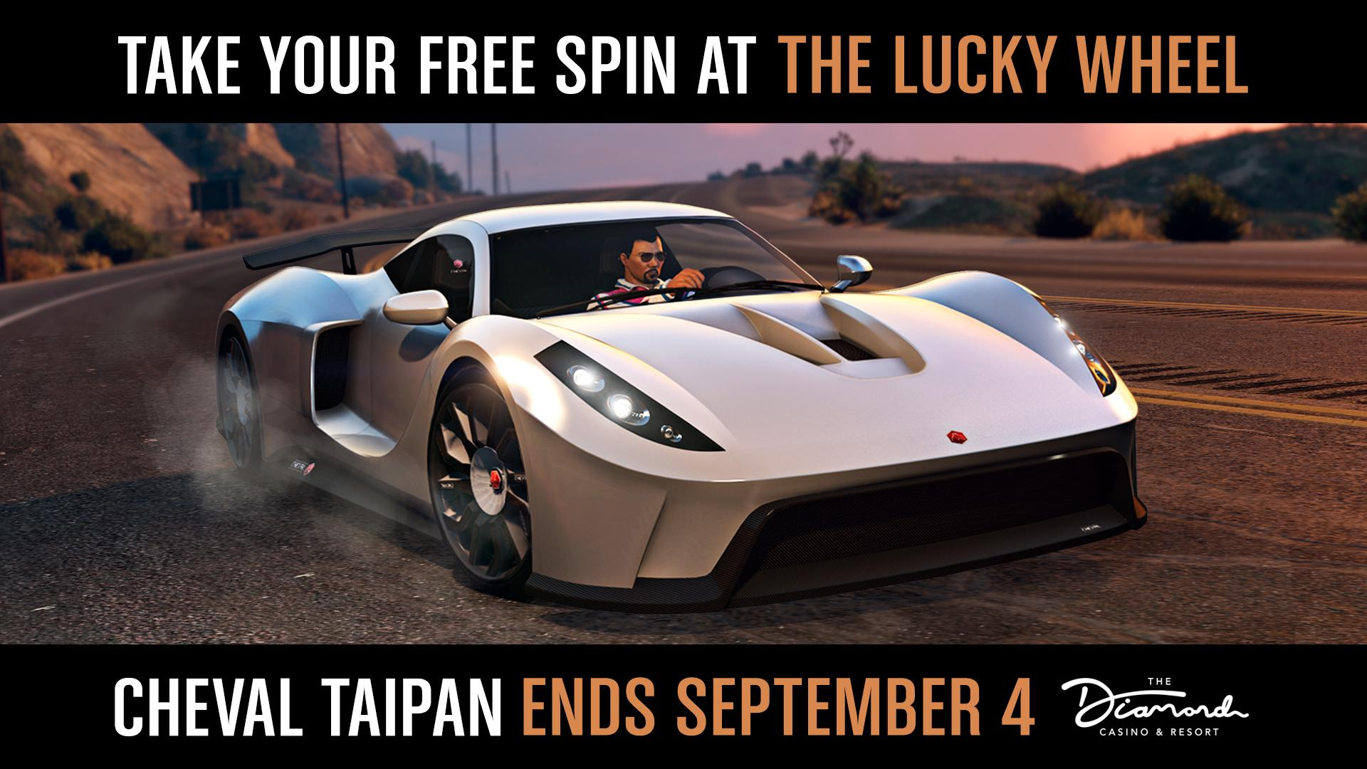 GTAOnline VehiclePoster 147 Cheval Taipan