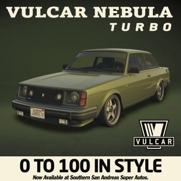 GTA Online: Vulcar Nebula Turbo Sports Classic Car Now Available!