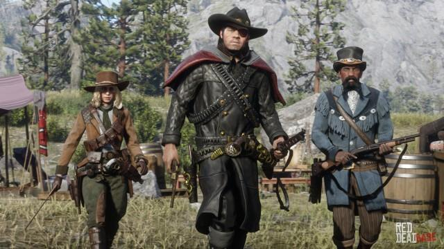 Red Dead Online: Frontier Pursuits Update Coming September 10
