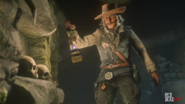 Collector Role in Red Dead Online