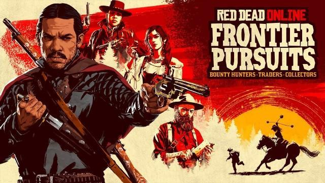 Red Dead Online: Frontier Pursuits Update Trailer - plus The Wheeler, Rawson & Co. Club